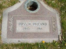 Ross Wayne Ritland