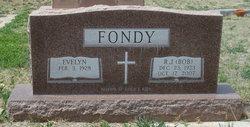 Robert James Bob Fondy