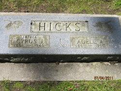 Josiah Cyrus Hicks