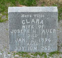Clara Mary <i>Heitz</i> Auer