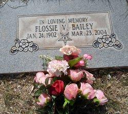 Flossie V Mom Bailey