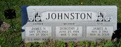 James Anthony Johnston