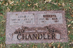 Roberta <i>Harris</i> Chandler