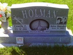 Courtly Fenton Holman