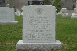 Gen Charles Joseph Barrett
