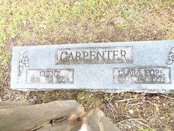 Clara <i>Fore</i> Carpenter