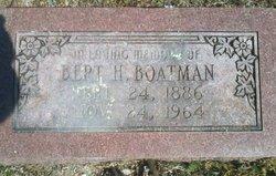 Bert H, Boatman