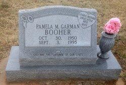 Pamela Margaret <i>Garman</i> Booher