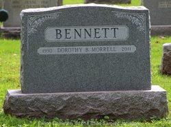 Dorothy T <i>Bennett</i> Morrell