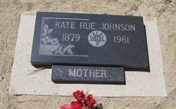Kate Rue <i>Isenhour</i> Johnson