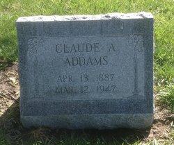 Claud A. Addams