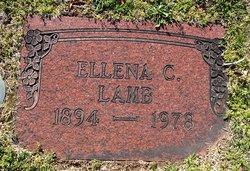 Ellena C. Lamb