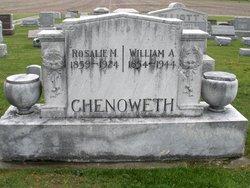 Rosella Mae Rosa <i>Thomas</i> Chenoweth