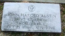 John Harold Austin