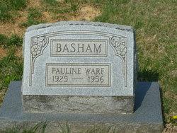 Pauline <i>Warf</i> Basham