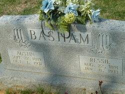 Bessie <i>Marlow</i> Basham