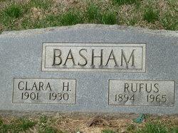 Rufus Basham