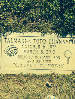 Talmadge Todd Channell