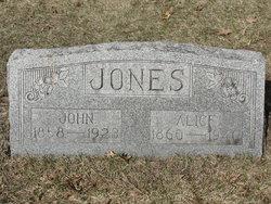 John Jack Jones