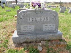 Annie <i>Tweedy</i> Coleman