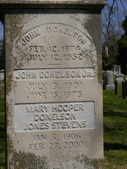 Mary Hooper Donelson