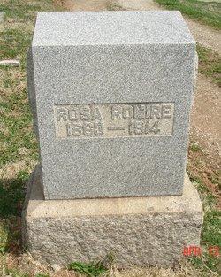 Rosa Romire