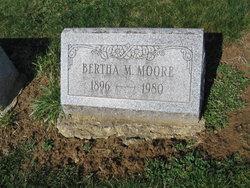 Bertha M. Moore