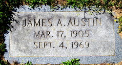 James Albert Austin