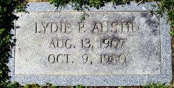 Lydie <i>Parrish</i> Austin