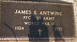 James E Antwine