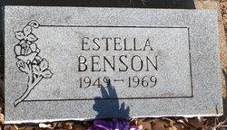 Estella Benson