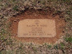 Ralph H. Moss