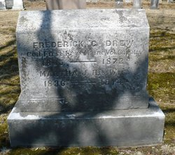 Frederick C Drew
