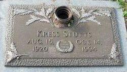 Kress Cokes Stutts