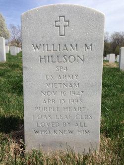 William M Dude,Merle Hillson