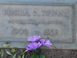 Bertha O. Tiffany