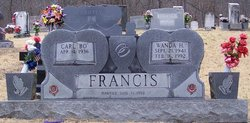 Wanda Lou <i>Hatfield</i> Francis