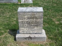 Lucy J <i>Anderson</i> Apperson