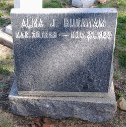 Alma J. <i>Murrey</i> Burnham
