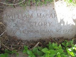William Macarthur Mac Story