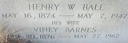 Henry W. Ball