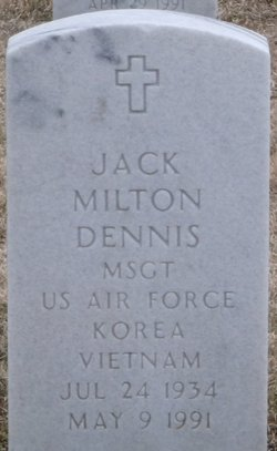 Jack Milton Dennis