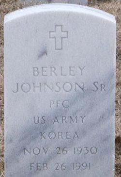 Berley Johnson