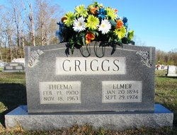 Thelma <i>Lands</i> Griggs