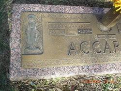 Mary Theresa <i>Morrell</i> Accardo