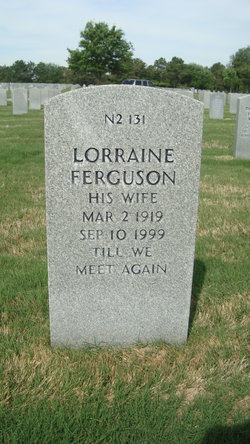 Delsie Lorraine <i>Thomas</i> Ferguson
