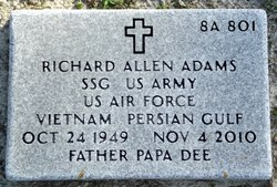 Richard Allen Adams