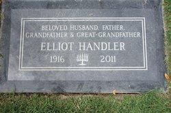 Elliot Handler