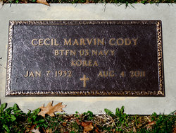 Cecil Marvin Cody