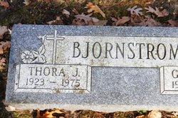Thora Johanna <i>Hansen</i> Bjornstrom